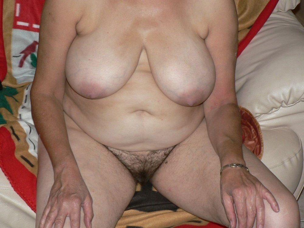Old Tits Pussy